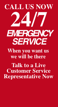 24 hr emergency plumbers and plumbing service